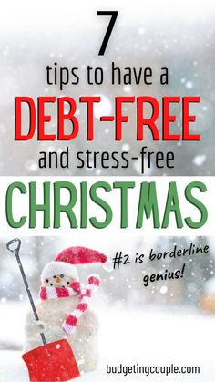 How about a no-stress Christmas? In other words, how about a debt-free Christmas? It really a lot easier to do than you think. Check out these FRUGAL holiday hacks so that you can save money for gifts and not go into debt. Budgeting Couple | Budgeting Couple Blog | BudgetingCouple.com Saving Money For Christmas, Frugal Christmas, Money Saving Mom, Christmas Planning, Best Money Saving Tips, Holiday, Xmas, Frugal Living Tips, Frugal Tips