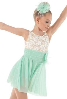 Lyrical/Jazz- What Do You Mean ( Tan Jazz Shoes ) ( Ariels Needed To Be In ) ( Hair Peice Included ) *Solo, Duet or Trio