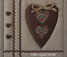This is my second quilt. I made it in 2004.   Tämä on toinen tilkkutyöni. Tein sen vuonna 2004.