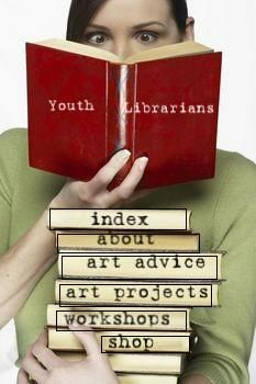 http://www.artmuseums.com/youthlibrarians.html