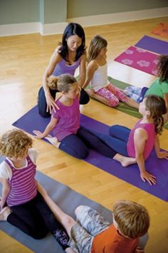 Yoga in the Classrooms: How We Can Help Our Children