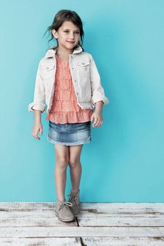 casual & sweet // Guess Kids