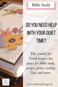 This journal is designed to help you with your Bible study and prayer time. It is beautifully designed and decorated so that you will look forward to opening and using it every day. It is flexible and can be used for an in-depth study time, or for a quick recounting of the day's blessings.