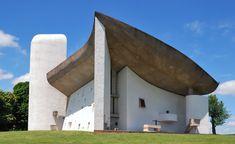 Chapel at Ronchamp Notre Dame du Haut