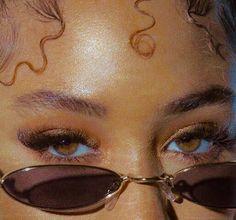 womens Makeup Looks Black Girl Makeup Natural, Makeup Black, Natural Makeup, Black Aesthetic Wallpaper, Black Girl Aesthetic, Brown Aesthetic, Maquillage On Fleek, Eye Makeup, Hair Makeup