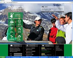 Neues Webportal des Nationalparks Hohe Tauern: Der Besucher steht im Vordergrund | Fotograf: Nationalpark Hohe Tauern | Credit:Nationalpark Hohe Tauern | Mehr Informationen und Bilddownload in voller Auflösung: http://www.ots.at/presseaussendung/OBS_20121025_OBS0002