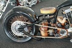 2012 Harley-Davidson Museum - Custom Bike Show Weekend