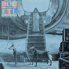 Blue Oyster Cult Extraterrestrial Live - vinyl LP