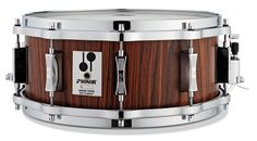 """Phonic Reissue 14"""" x 5.75"""" Beech Snare with Rosewood finish"""