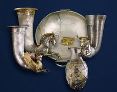 Borovo Treasure | [IV century BC] | Institute of Balkan Studies and Centre of Thracology | CC BY