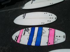 JS Industries Surfboard demo