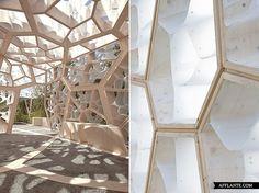Times Eureka Pavilion // Nex Architecture, Marcus Barnett | Afflante.com