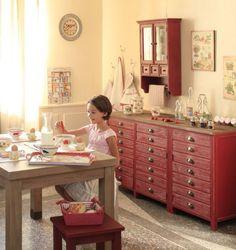 Cuisine Garance Comptoir de Famille