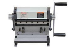 KAKA INDUSTRIAL 3-In-1/200 8-Inch Sheet Metal Brake, Shear and Roll
