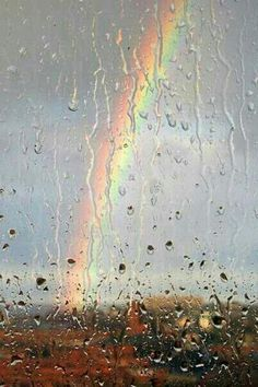 Everybody wants happiness, no one wants pain, but you can't have a rainbow without a liitle rain....