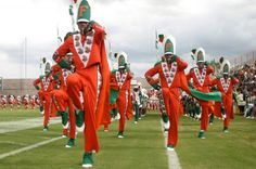 Florida A&M University Marching