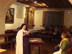 Familia Carmelitana:: Alba de Tormes - YouTube