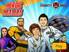 Mighty Med - Heroic Healers Mighty Med, Lab Rats, M Anime, Disney Shows, Disney Channel, Movies Showing, Healer, Disney Pixar, Tv Shows
