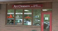 Art Cleaners - North Boulder  Brian introduces us to Art Cleaners in the Lucky's Market Shopping Center in North Boulder, sometimes referred to as Uptown, where they service the Northern Boulder area and provide all the same Green Earth dry cleaning services as their other stores.