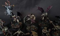 Warhammer Vampire Counts, Fantasy Miniatures, Army, Model Building, Gi Joe, Military