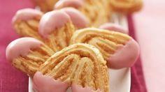 Rezept: Blätterteig-Schweineöhrchen mit Schokolade