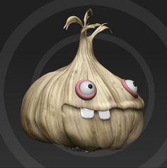 The Art of Jamie Burton: New zbrush sketches! Cartoon Vegetables, Vegetable Cartoon, Cute Panda Cartoon, Food Cartoon, Character Drawing, Character Design, Cartoon Drawings, Art Drawings, Love Wallpaper Backgrounds