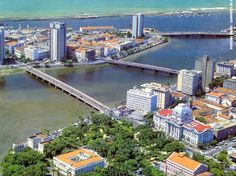 """See 12199 photos from 42122 visitors about tapioca, live music, and cute. """"Best city in the northeast of Brazil. Nassau, The Places Youll Go, Places Ive Been, Rio De Janerio, Learn Brazilian Portuguese, Travel Set, Places Of Interest, Best Cities, Beach Fun"""