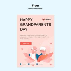 Happy Grandparents Day, Love You, Family Guy, Free, Te Amo, Je T'aime, I Love You, Griffins