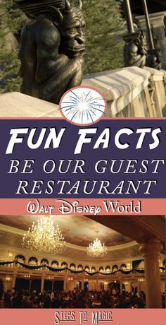 When the New Fantasyland project was announced at the D23 Expo in 2009, the excitement hit a complete boiling point when Be Our Guest was introduced. The opportunity to dine in the Beast's Castle was a dream that so many fans of the films had imagined would never come true…and yet it was right there …