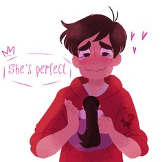 Marco totally cried when she first seen the Princess Marco doll and keeps one around for the bad days Starco, Cartoon Caracters, Popee The Performer, Star Y Marco, Cry Like A Baby, Star Force, Best Cartoons Ever, Evil Art, Star Wars