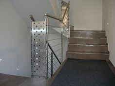 1000 images about laser cut steel handrail examples on pinterest steel railing railings and. Black Bedroom Furniture Sets. Home Design Ideas
