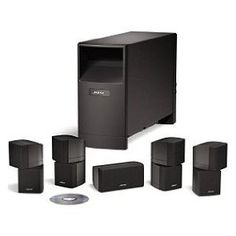 Bose® Acoustimass® 10 Series IV home entertainment speaker system - Black #BoseAcoustimas #BoseHomeTheater $999