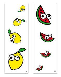 quadrocchi - fruit  © Elena Zoccarato - mirele snc