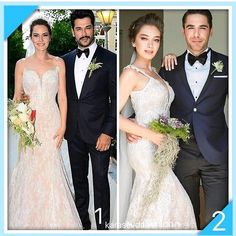 Burak ve Fahriye Neslihan ve Kadir Turkish Women Beautiful, Turkish Beauty, Beautiful Girl Image, Boho Wedding Hair, Wedding Dresses, Fresh Wedding Makeup, Bridal Henna Designs, Prettiest Actresses, Actrices Hollywood