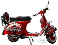 Coca Cola Vespa Italia - Vespa per i 150 anni dell'Unità d'Italia