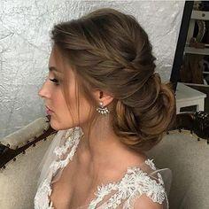 Perfect TUDO! Acessórios, make and Hair! ✨ @oksana_sergeeva_stilist #soparanoivas #soparanoivashair #soparanoivasmake #cabelos #hair #hairdo #penteado #casamento #bride #bridetobe #bridal #noiva #noivado #trança #trend #dream #noivinhas