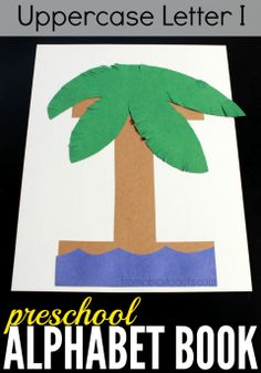 Learn the ABCs with our Free Alphabet Book for Preschoolers. Enhance fine motor skills and letter recognition while creating cool alphabet letter crafts. Cool Alphabet Letters, Preschool Letter Crafts, Alphabet Letter Crafts, Abc Crafts, Alphabet Book, Preschool Books, Preschool Activities, Preschool Journals, Spanish Alphabet