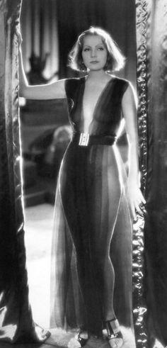 Greta Garbo in Gilbert Adrian - 1931 - Mata Hari