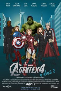 The Avengers Friends