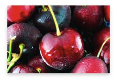 Fresh Natural Cherries