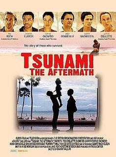 Tsunami: The Aftermath is a television mini-series that was broadcast in two parts in 2006. It dramatizes the events following the 2004 Indian Ocean earthquake and the resulting tsunami in Indonesia and its neighbouring countries, including Thailand. Tsunami: The Aftermath is a joint production of HBO and the BBC and stars Tim Roth, Toni Collette, Sophie Okonedo, Samrit Machielsen, and Chiwetel Ejiofor. It was filmed in Phuket and Khao Lak, Thailand from April to June 2006.
