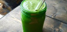 Deep Green Sugar Free Smoothie for Weight Loss & Stress Balance