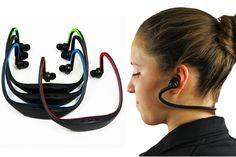 WIRELESS ACTIVE EARBUDS  Hands Free Music And Phone Calls!  STARTING AT    58% OFF