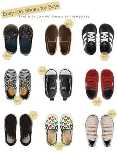 The Best Easy-On Shoes for Boys | Hellobee