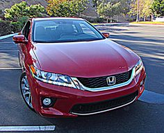 2015 Honda Accord Coupe V6--Go ahead, assume I am not fast.
