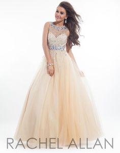 Rachel Allan 6930 | RaeLynns Boutique - Prom and Fashion Boutique