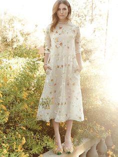 Secret Garden: C Weddings Spring 2015 by Coliena Rentmeester - Rochas dress