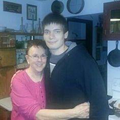 Brock and Mom
