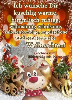 Whatsapp Weihnachten - New Ideas Christmas Quotes, Christmas Love, Christmas And New Year, Merry Christmas, Xmas, Christmas Ornaments, Diy Crafts To Do, Wedding Signs, Gifts For Him