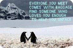 23 Animals Pictures That Show That Love Exists In The Animal Kingdom Two penguins together and a couple of giraffe who caress themselves Penguin Walk, Penguin Love, Great Quotes, Love Quotes, Inspirational Quotes, Nice Sayings, Simply Quotes, Witty Sayings, Simple Sayings